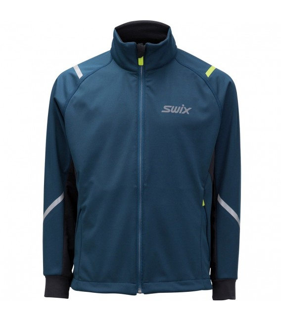 Treningsjakker Barn Swix Cross Jacket Junior Straight 12343 799 kr