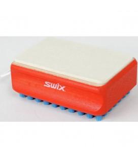 Tilbehør Skismøring Swix T166B Brush For Cera F, Felt/Nylon T0166B
