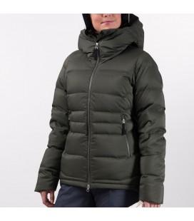 Ski og Snowboardjakker Damer Bergans Stranda Down Hybrid Jacket Dame 8761