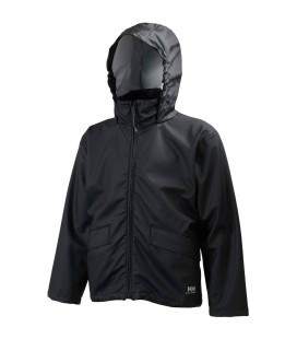 Regnjakker Barn Helly Hansen Voss Jacket Jr 40107