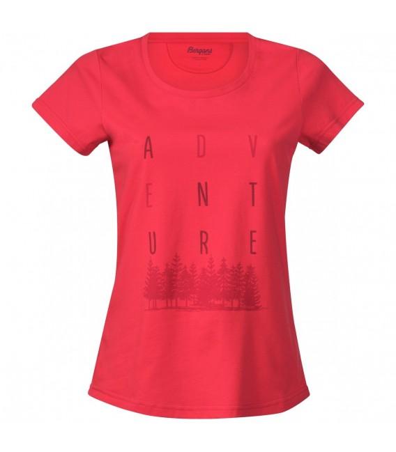 T-skjorter, Topper og Pique Bergans Adventure Tee Dame 2199 249 kr