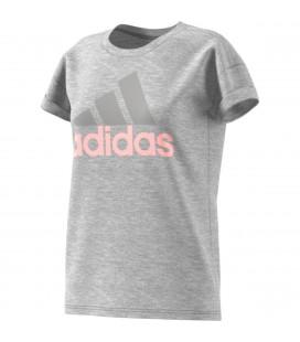 T-skjorter, Topper og Pique Adidas Ess Lin Lo Tee Dame CZ5775