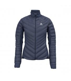 Vattert og Dunjakker Damer Odlo Neon Cocoon Insulated Jacket Dame 528411