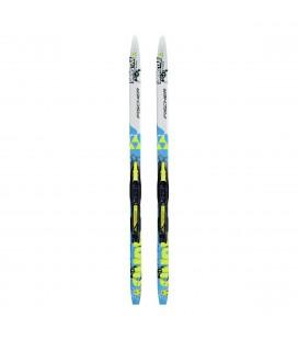 Ski Junior & Barn Fischer Twin Skin Snowstar JR m/Binding NV646181