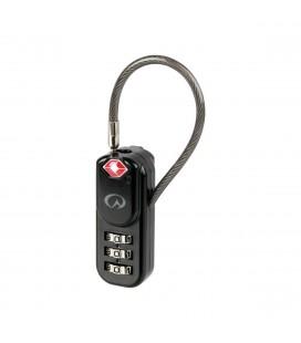 Sikkerhet & Hygiene Lifeventure Lås m/kode TSA Zipper Lock LV72020
