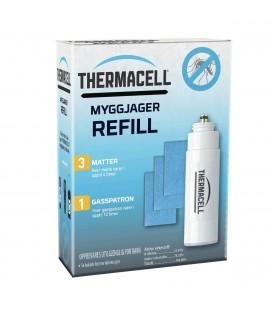 Mygg & Flåttbeskyttelse Thermacell Refill Myggjeger R1 - 1pk 80