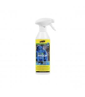 Vask/Impregnering Toko Eco Impregnering Textile Proof 500ml 5582625