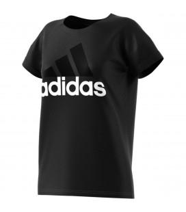 T-skjorter, Topper og Pique Adidas Ess Lin Lo Tee Dame S97222