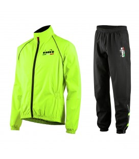 Regnsett Herrer Diadora Giro Regnsett Sykkel 840333