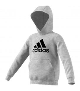 Genser og Fleece Barn Adidas Youth Boy Logo Hood DJ1752