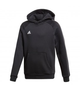 Genser og Fleece Barn Adidas Core18 Hoody Youth CE9069