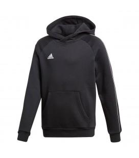 Genser og Fleece Barn Adidas Core18 Hoody Youth CE9069