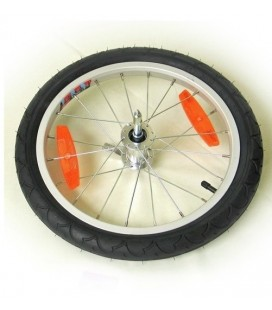"""Deler & Tilbehør Burley Hjul Nomad 16"""" 160015"""