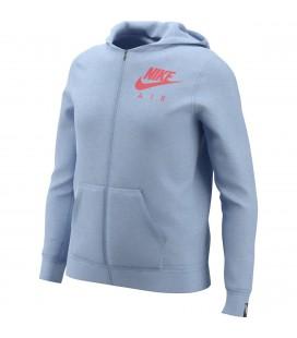 Genser og Fleece Barn Nike Girl Nsw Air Full Zip BQ8285