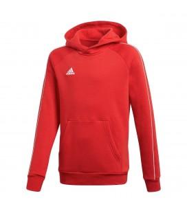 Genser og Fleece Barn Adidas Core18 Hoody Youth CV3431