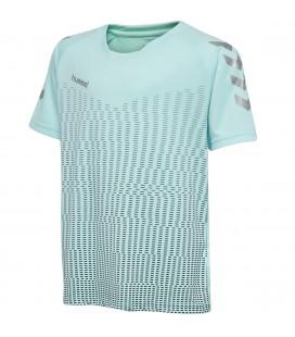 T-skjorter Barn Hummel Challanger Kids Jersy Short Sleeve 203344