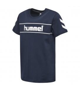 T-skjorter Barn Hummel Jaki T-short Short Sleeve 201165
