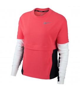 Genser Damer Nike Therma Sphere Top Sport Distort Dame AJ8671