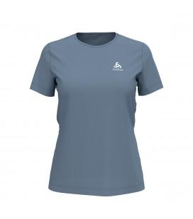 T-skjorter, Topper og Pique Odlo Bl Top Crew Neck Short Sleeve Cardada Dame 550361