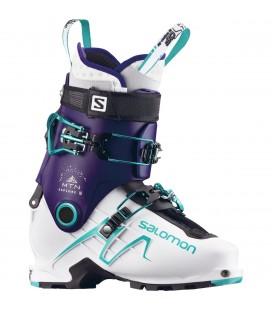 Toppturstøvel Salomon Mountain Explore Dame SportsDeal! L39153200