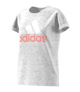 T-skjorter, Topper og Pique Adidas Ess Lin Lo Tee Dame CF8829