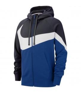 Genser Herrer Nike Sportswear Hbr Hoodie Full Zip Ft Stmt Herre AR3084
