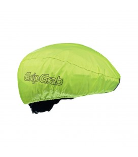 Luer GripGrab Hjelmtrekk Helmet Cover Hi-Vis 5011
