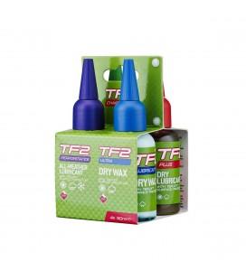 Smøremiddel Weldtite TFS Kjede Smørning 4pk 03061