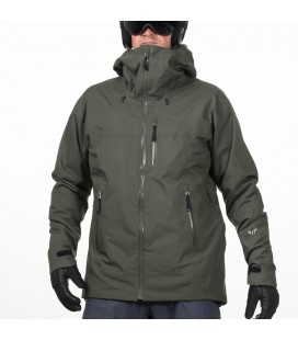 Overdel Herre Bergans Stranda Insulated Hybrid Jacket Herre 8750