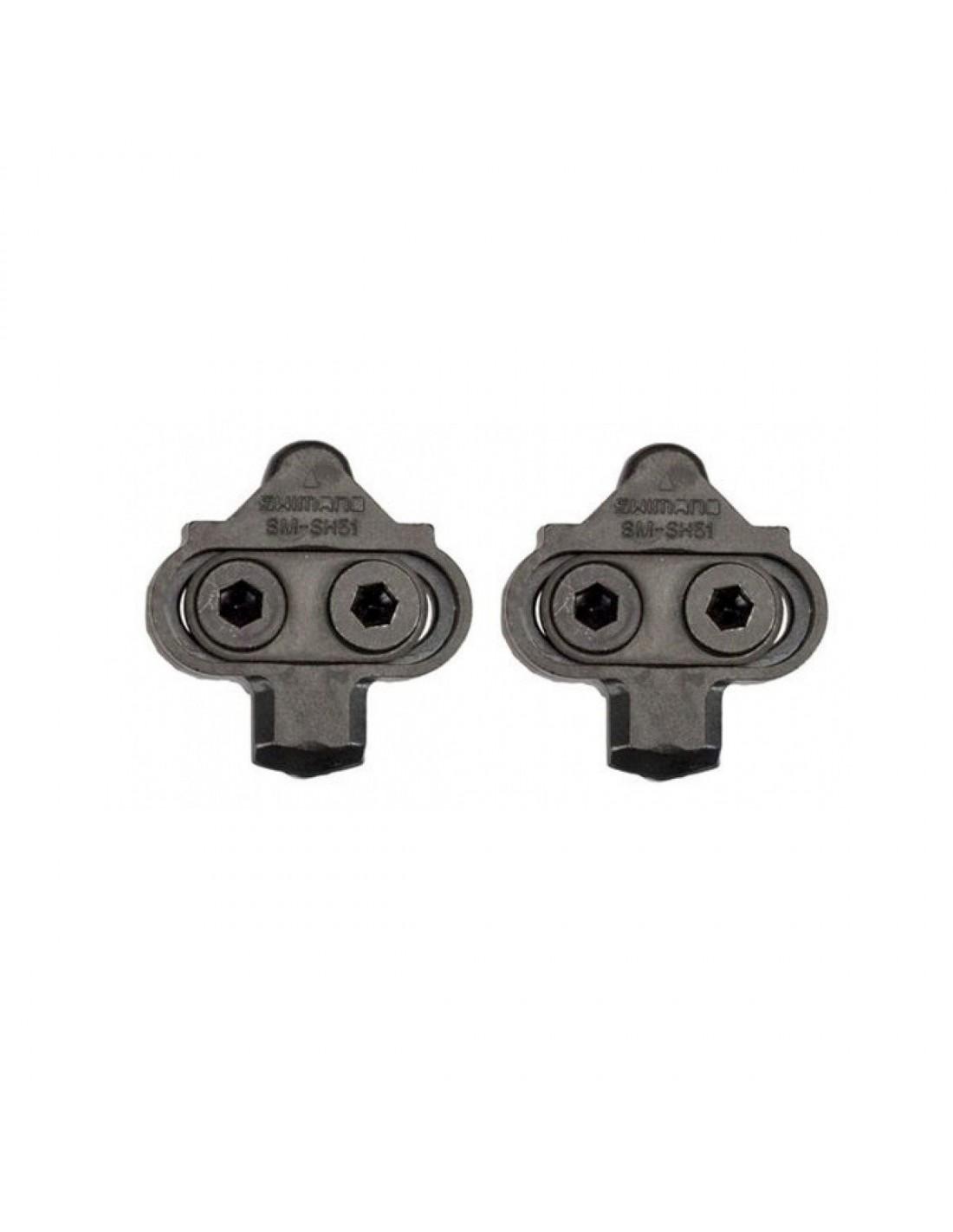 Diverse tilbehør Shimano Cleats SM-SG51 U/Plate Y42498201 149 kr