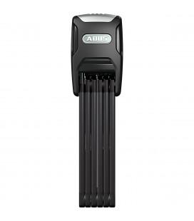 Sykkellåser Abus Foldelås Bordo Alarm 6000A/90 black SH Med Plus sylinder (Level 10) 77838