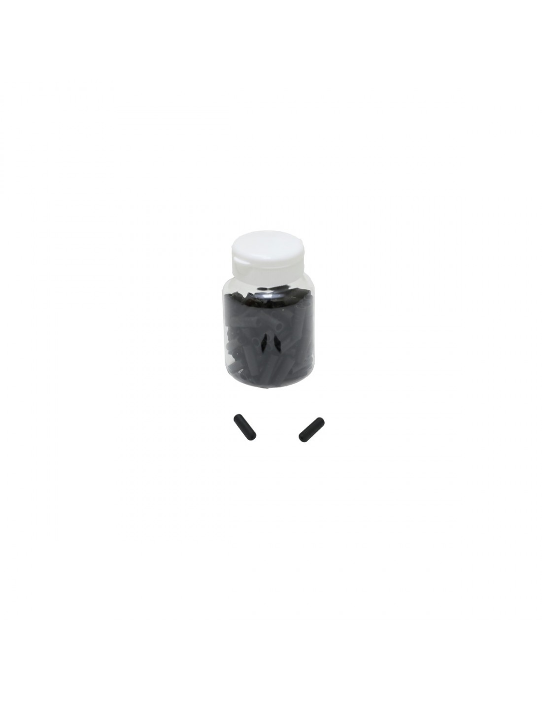 Diverse tilbehør Agilo Endehylse for strømpe 4mm Plast 100stk YBA-1401-F 249 kr