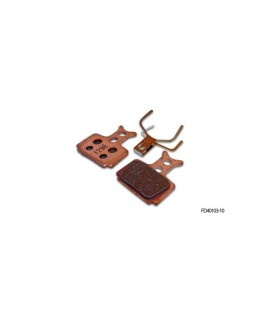 Bremser, Klosser & Skiver Barradine Bremsekloss disc Formula RX/R1/ONE Semi-metall DS-42
