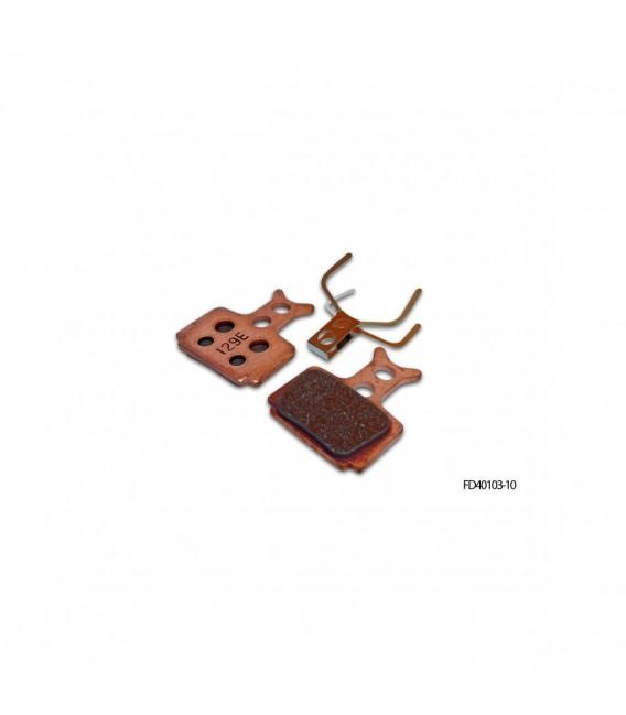 Bremser, Klosser & Skiver Barradine Bremsekloss disc Formula RX/R1/ONE Semi-metall DS-42 199 kr