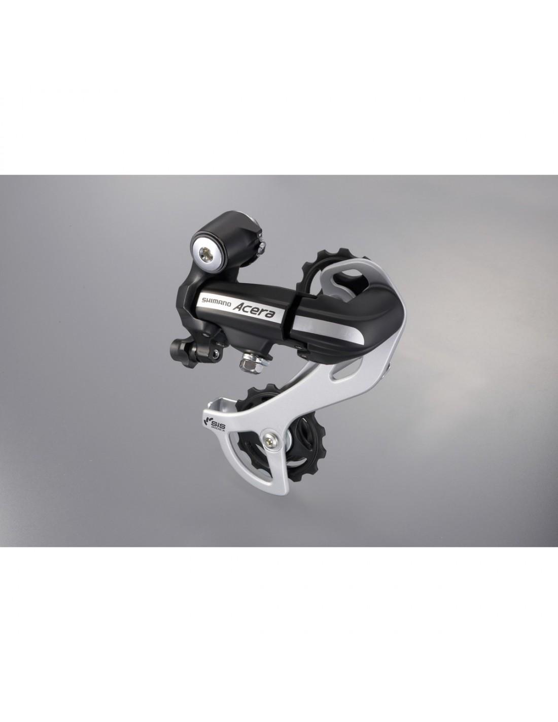 Kjede, Drev & Gir Shimano Navgir Acera svart 6/7/8 speed ERDM360SGSL 319 kr