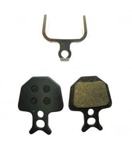 Bremser, Klosser & Skiver Barradine Bremsekloss disc for Formula ORO Semi-metall DS-31