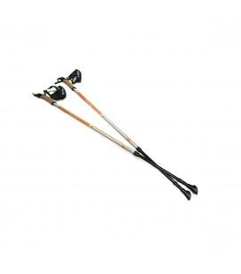 Gåstaver Silva Ex-pole Alu Adjustable Orange 56065-7000
