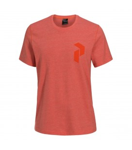 T-skjorter og Pique Herrer Peak Performance Track Tee Herre G53215044