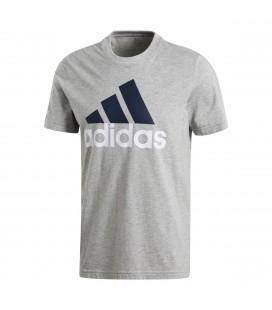 T-skjorter og Pique Herrer Adidas Ess Linear Tee Herre S98738