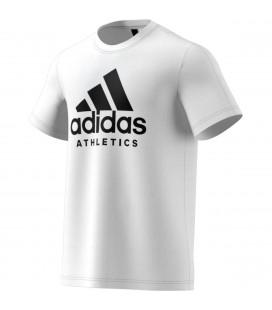T-skjorter og Pique Herrer Adidas Sid Branded Tee Herre BK3715