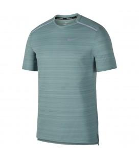 T-skjorter og Pique Herrer Nike Dri-FIT Miler Short Sleeve Herre AJ7565