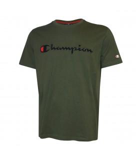 T-skjorter og Pique Herrer Champion Crewneck T-Shirt 212070