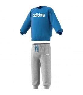 Treningsbukser Barn Adidas Bomulsdress Barn DV1265
