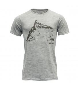 T-skjorter og Pique Herrer Devold Hornindalrokken Man Tee GO 181 283 D