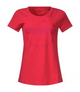 T-skjorter, Topper og Pique Bergans Classic Womans Tee 6869