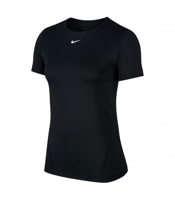 T-skjorter, Topper og Pique Nike Pro Womens SS Mesh T-skjorte Dame AO9951 299 kr