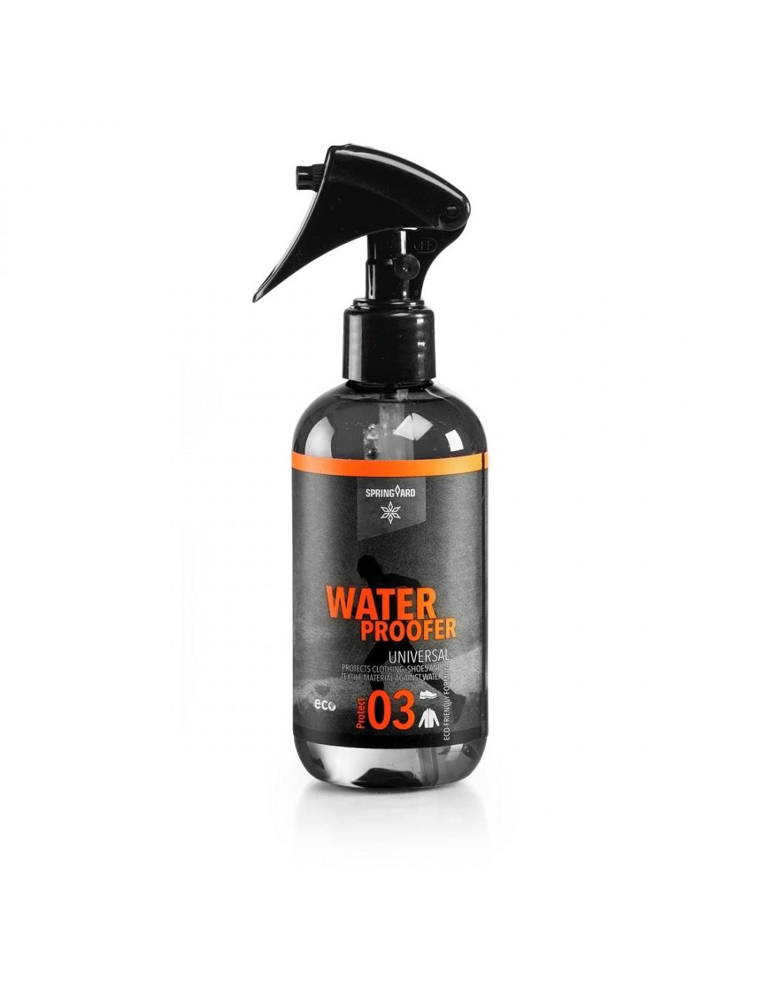 Impregnering Springyard Waterproofer Impregneringsspray 500602 150 kr