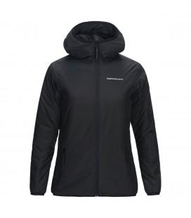 Vattert og Dunjakker Damer Peak Performance Krypton Hooded Jacket Dame G63128023