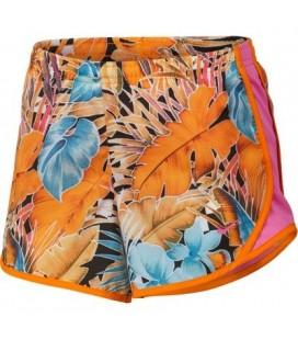Piratbukser & Shorts Damer Nike Dri-Fit Tempo Printed Short Women AV6378