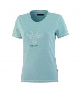 Overdel Dame Jotunheim Varde T-shirt m/print Dame SD251112
